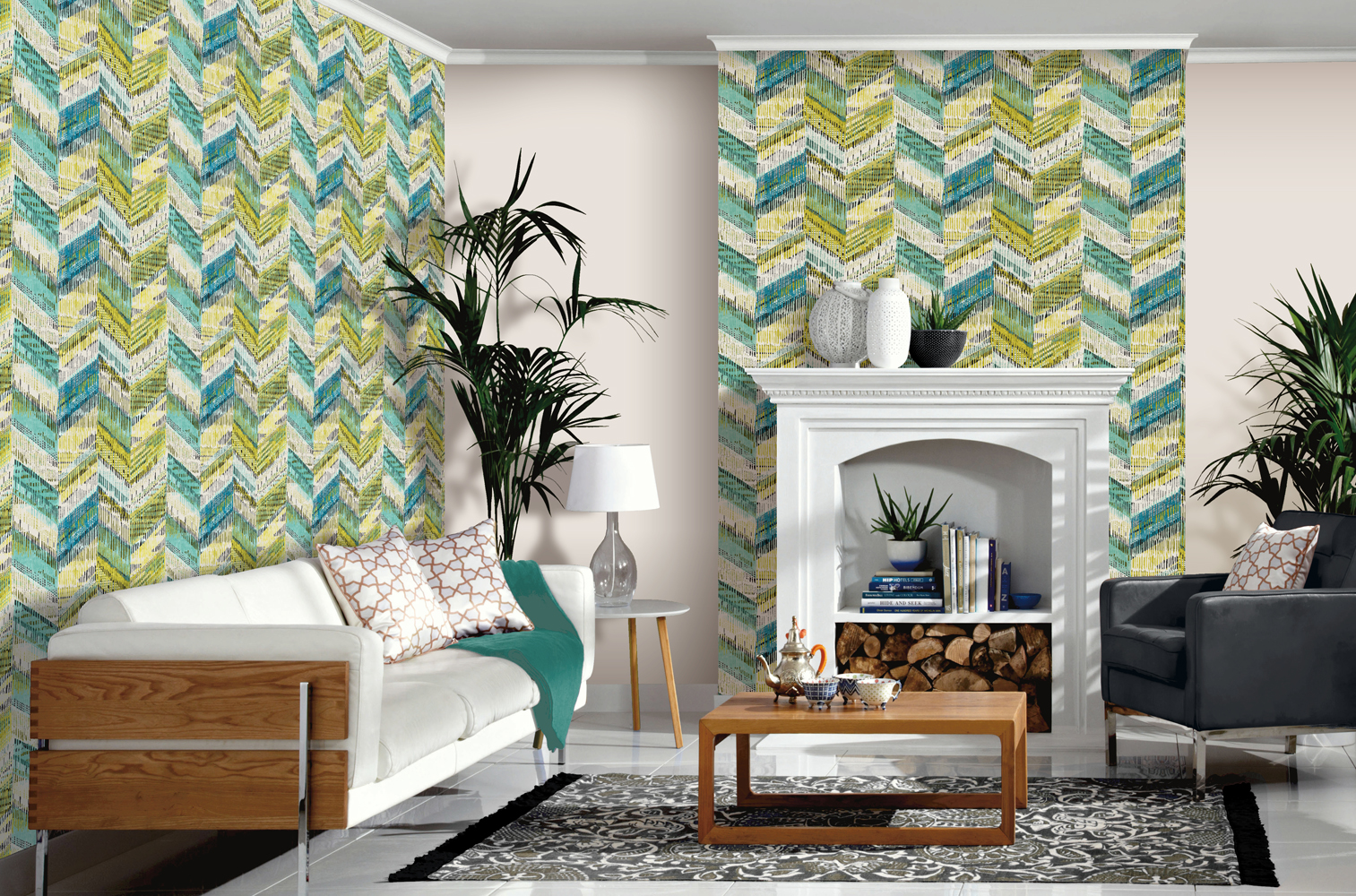 Wallcrown design center inc for Wallpaper home philippines
